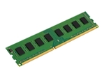 Mémoire vive PC KINGSTON Kingston - DDR3 - 8 Go - DIMM 240 broches - mémoire sans tampon