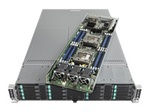 Serveur Rack INTEL Intel Server System VRN2224THY2 - Montable sur rack - Xeon E5-2620V4 2.1 GHz - 32 Go