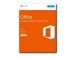 Bureautique MICROSOFT Microsoft Office Home and Business 2016 - ensemble de boîtes - 1 PC