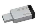 Kingston DataTraveler 50 - clé USB - 128 Go