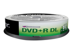 CD/DVD SONY Sony 10DPR85SP - DVD+R DL x 10 - 8.5 Go - support de stockage
