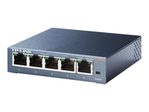 Switch gigabit TP LINK TP-Link TL-SG105 5-Port Metal Gigabit Switch - commutateur - 5 ports - non géré