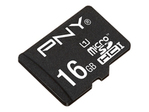 Clé USB PNY PNY Performance 2015 - carte mémoire flash - 16 Go - microSDHC UHS-I