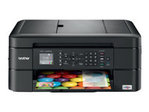Imprimante multifonction couleur BROTHER Brother MFC-J480DW - imprimante multifonctions (couleur)