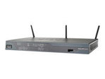 Cisco 881 Ethernet Security - routeur sans fil...