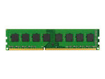 Mémoire vive PC KINGSTON Kingston - DDR3 - 4 Go - DIMM 240 broches - mémoire sans tampon