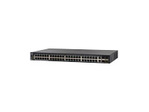 Switch et commutateur CISCO Cisco Small Business SG350X-48P - commutateur - 48 ports - Géré - Montable sur rack