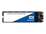 Disque interne WESTERN DIGITAL WD Blue 3D NAND SATA SSD WDS200T2B0B - Disque SSD - 2 To - SATA 6Gb/s