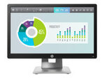 Moniteur HP HP EliteDisplay E202 - écran LED - 20""