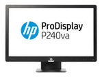 Moniteur HP HP ProDisplay P240va - écran LED - Full HD (1080p) - 23.8""