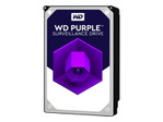 Disque interne WESTERN DIGITAL WD Purple Surveillance Hard Drive WD10PURZ - disque dur - 1 To - SATA 6Gb/s