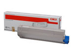 OKI MC853/873 black toner 7.3K