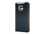 Disque SSD G-TECHNOLOGY G-Technology G-DRIVE Mobile SSD R-Series GDRRUCWWA5001SDB - Disque SSD - 500 Go - USB 3.1 Gen 2