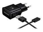 Samsung Fast AC Charger USB-C BLK