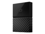 Disque externe WESTERN DIGITAL WD My Passport Gaming Storage WDBZGE0040BBK - disque dur - 4 To - USB 3.0