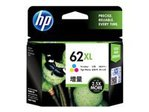 HP Ink/62XL Tri-color Cartridge
