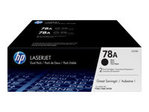 HP dual packs 78 noir ljp 1566/p1606/m1536
