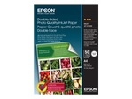 Papier photo EPSON Epson Double-Sided Photo Quality Inkjet Paper - papier photo - 50 feuille(s) - A4 - 140 g/m²