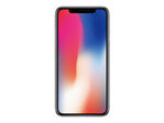 Smartphone et mobile APPLE Apple iPhone X - argent - 4G LTE, LTE Advanced - 64 Go - GSM - smartphone