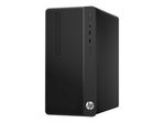 PC de bureau HP HP 290 G1 - micro-tour - Core i3 7100U 2.4 GHz - 4 Go - 500 Go