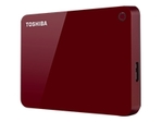 TOSHIBA Canvio Advance 2.5 1 To red