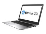 "PC Portable HP HP EliteBook 755 G4 - 15.6"" - A12 PRO-9800B - 8 Go RAM - 256 Go SSD - français"