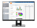 Moniteur HP HP VH240a - écran LED - Full HD (1080p) - 23.8""