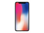 Smartphone et mobile APPLE Apple iPhone X - gris - 4G LTE, LTE Advanced - 64 Go - GSM - smartphone