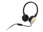 HP Stereo Headset H2800 Black / Gold