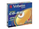CD/DVD VERBATIM Verbatim DataLifePlus Hi-Speed - CD-RW x 5 - 700 Mo - support de stockage