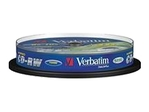 CD/DVD VERBATIM Verbatim DataLifePlus - CD-RW x 10 - 700 Mo - support de stockage