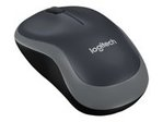 Wireless Mouse M185 Swift Grey WER