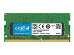 Crucial - DDR4 - 16 Go - SO DIMM 260 broches -...