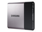 Imprimantes SAMSUNG Samsung Portable SSD T3 MU-PT2T0B - Disque SSD - 2 To - USB 3.1 Gen 1