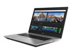 "Workstation mobile HP HP ZBook 17 G5 Mobile Workstation - 17.3"" - Core i7 8750H - 16 Go RAM - 256 Go SSD - français"