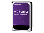 Disque interne WESTERN DIGITAL WD Purple Surveillance Hard Drive WD40PURZ - disque dur - 4 To - SATA 6Gb/s