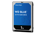 Disque interne WESTERN DIGITAL WD Blue WD10SPZX - disque dur - 1 To - SATA 6Gb/s