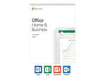 Bureautique MICROSOFT Microsoft Office Home and Business 2019 - version boîte - 1 PC/Mac