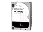 Disque interne WESTERN DIGITAL WD Ultrastar DC HA210 HUS722T1TALA604 - disque dur - 1 To - SATA 6Gb/s