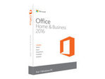 Bureautique MICROSOFT Microsoft Office Home and Business 2016 - licence - 1 PC