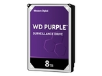 HDD Purple 8TB 3.5 SATA 256GB
