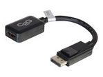 C2G 20cm DisplayPort to HDMI Adapter - DP Male...