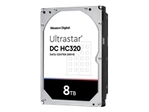 Disque interne WESTERN DIGITAL WD Ultrastar DC HC320 HUS728T8TALE6L1 - disque dur - 8 To - SATA 6Gb/s