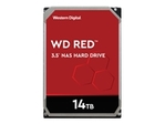 Disque interne WESTERN DIGITAL WD Red NAS Hard Drive WD140EFFX - disque dur - 14 To - SATA 6Gb/s
