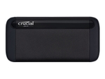 Disque SSD Micron Technology Crucial X8 - Disque SSD - 1 To - USB 3.1 Gen 2