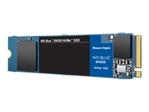 Disque interne WESTERN DIGITAL WD Blue SN550 NVMe SSD WDS500G2B0C - Disque SSD - 500 Go - PCI Express 3.0 x4 (NVMe)