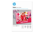 Papier photo HP HP - papier photo - 25 feuille(s) - 100 x 150 mm - 180 g/m²