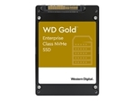 WD Gold NVMe SSD 3.84To 2.5p U.2