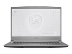 "PC Portable MSI MSI WF65 10TH 1212FR - 15.6"" - Core i7 10750H - 16 Go RAM - 256 Go SSD + 1 To HDD"