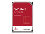 Disque interne WESTERN DIGITAL WD Red NAS Hard Drive WD20EFAX - disque dur - 2 To - SATA 6Gb/s